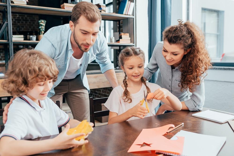 Kids at Home Series – Part 1