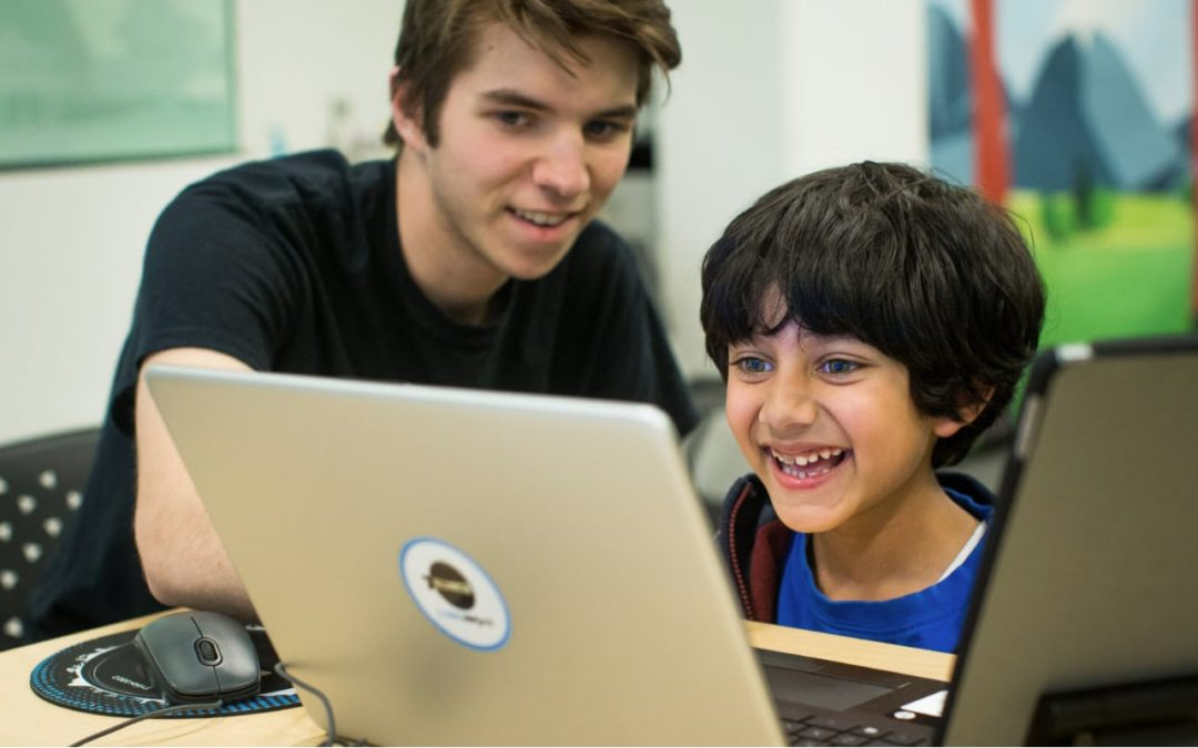 Cultivating the next gen of coders – ninja style