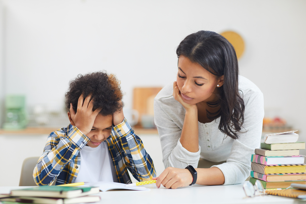 4 Tips for making homework a less painful experience